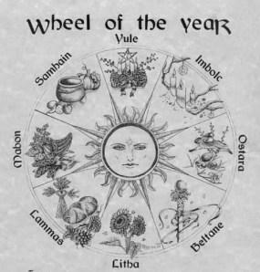 wheel of the year 1 - borrowed